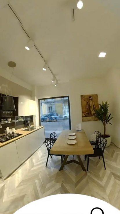 Cucine Classiche E Moderne Gruppo Lube Creo Store Alessandria