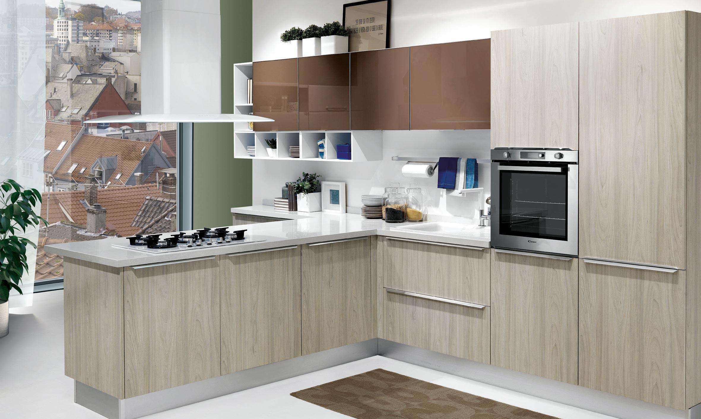 cucina moderna creo